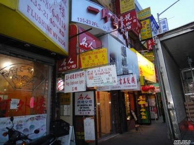 Queens County Business Opportunity For Sale: 135-23 40th Rd