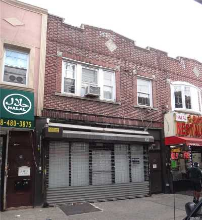 Ozone Park Multi Family Home For Sale: 107-06 Liberty Ave