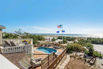 Westhampton Bch Single Family Home For Sale: 291 Dune Rd