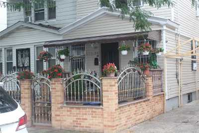 Jamaica Single Family Home For Sale: 115-34 146th Street