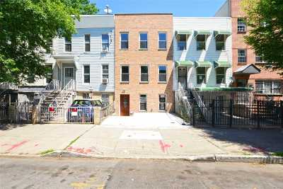 Brooklyn Multi Family Home For Sale: 851 Herkimer St