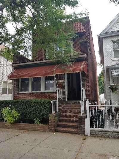 Jamaica Multi Family Home For Sale: 106-37 Liverpool St