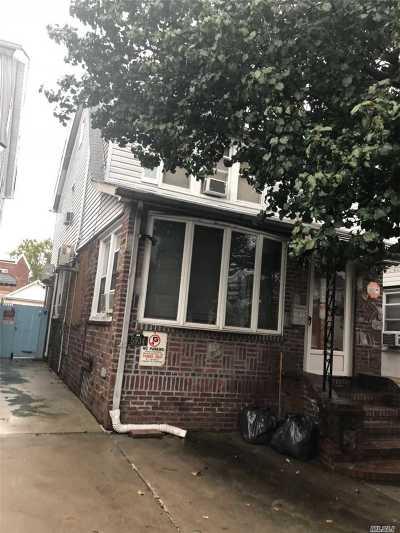 Flushing Single Family Home For Sale: 59-34 159 St