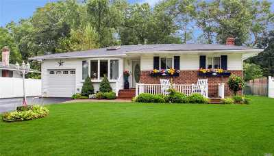Smithtown Single Family Home For Sale: 46 Tanglewood Dr