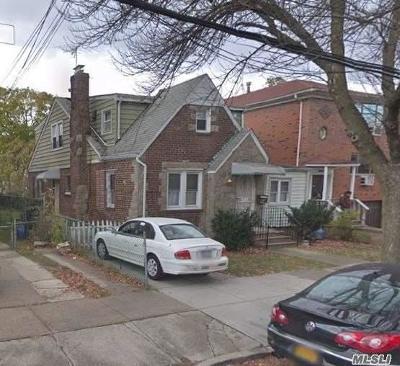 Flushing Multi Family Home For Sale: 43-40 161 St