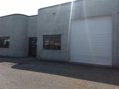 Suffolk County Commercial For Sale: 489 Johnson Ave