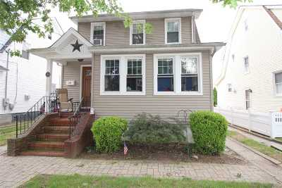 Island Park, Long Beach, Lynbrook, Oceanside, Rockville Centre Multi Family Home For Sale: 10 Hazel Pl