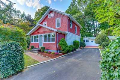 Huntington Sta NY Single Family Home For Sale: $445,000