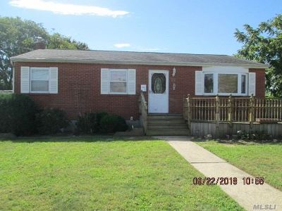 Deer Park Single Family Home For Sale