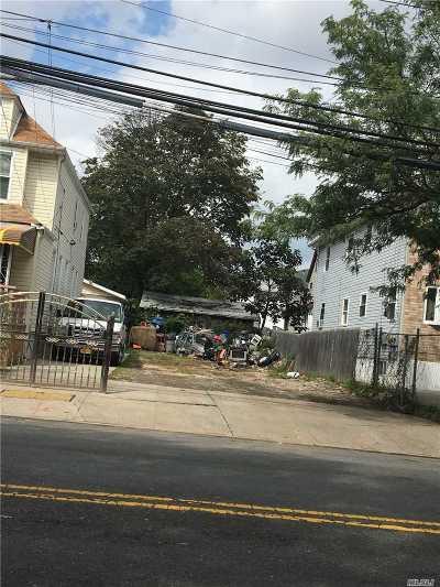 Jamaica Residential Lots & Land For Sale: 139-11 Linden Blvd