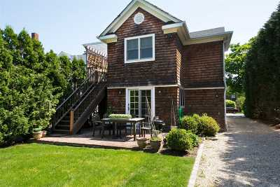 Southampton Single Family Home For Sale: 161 Elm St
