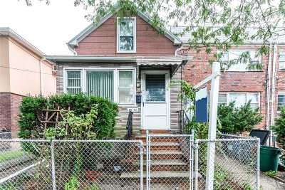 Ozone Park Single Family Home For Sale: 89-30 Desarc Rd