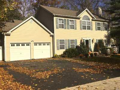 Nesconset Single Family Home For Sale: 6 Margaret Ave