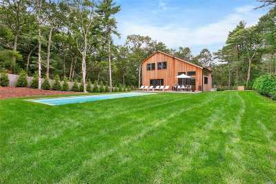 East Hampton Single Family Home For Sale: 138 Old Northwest Rd