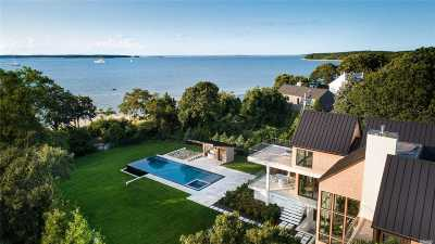 Sag Harbor Single Family Home For Sale: 110 E Hillside Dr