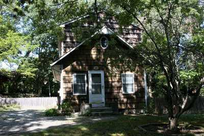 Selden Single Family Home For Sale: 25 Clearview Ave