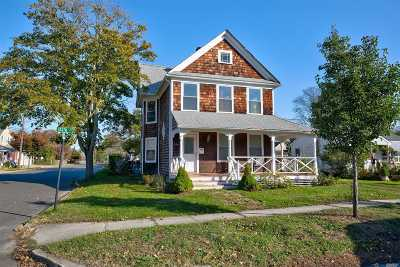 Suffolk County Multi Family Home For Sale: 326 6th St