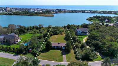 Montauk Single Family Home For Sale: 26 S Elroy Dr