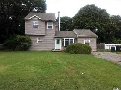 West Islip Single Family Home For Sale: 521 Bellmore St