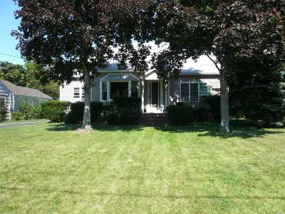 Suffolk County Multi Family Home For Sale: 280 Newton Ave