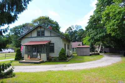 Eastport Single Family Home For Sale: 30 Union