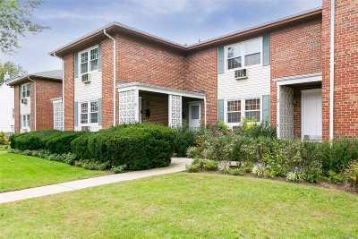 Rockville Centre Condo/Townhouse For Sale: 4 Windermere Pl #6