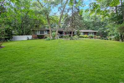 Setauket Single Family Home For Sale: 186 Lower Sheep Past Rd