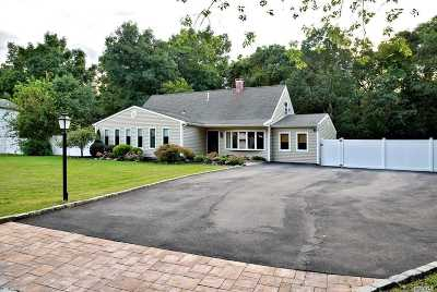 Mt. Sinai Single Family Home For Sale: 76 Westcliff Dr