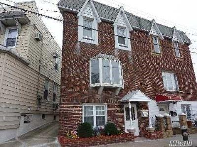 Flushing Single Family Home For Sale: 89-26 83rd Ave