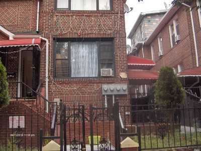 Flushing Multi Family Home For Sale: 35-23 89th St