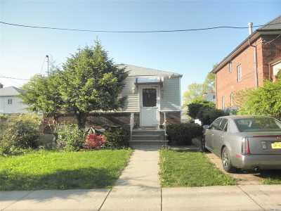 Flushing Single Family Home For Sale: 151-11 29 Ave