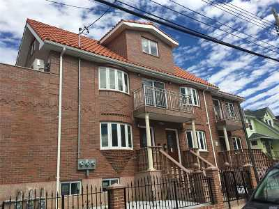 Flushing Multi Family Home For Sale: 57-45 134th St