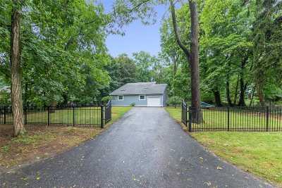 Setauket NY Single Family Home For Sale: $499,900