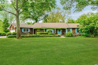 Cold Spring Hrbr Single Family Home For Sale: 327 Woodbury Rd