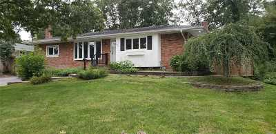 St. James Single Family Home For Sale: 328 Moriches Rd