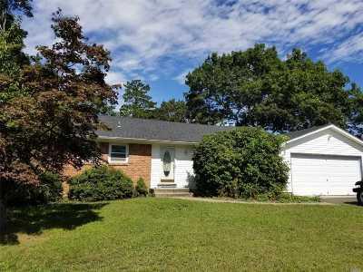 Holbrook Single Family Home For Sale: 239 Kerry St