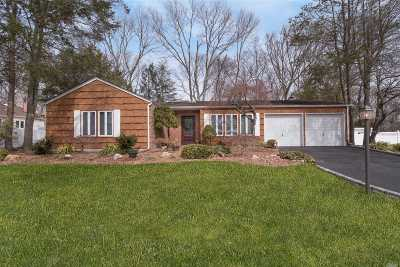 Coram Single Family Home For Sale: 28 Summercress Ln