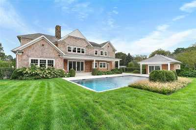 Southampton NY Single Family Home For Sale: $3,899,000