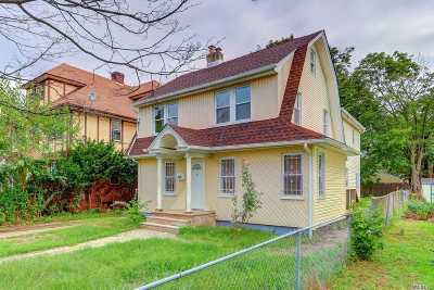 Hempstead Single Family Home For Sale: 314 Washington St