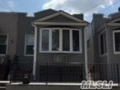 Maspeth Single Family Home For Sale: 64-44 58th Rd