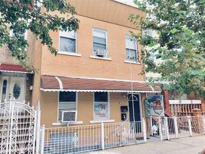 Corona Multi Family Home For Sale: 104-55 46th Ave