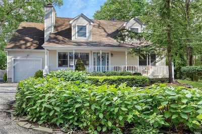 Westhampton Single Family Home For Sale: 2 Highland St
