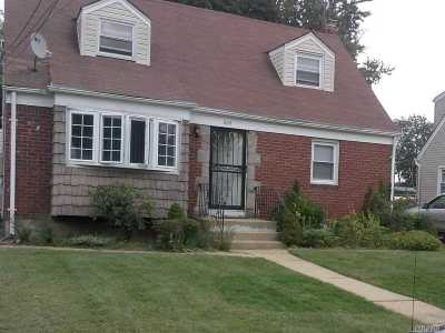 Westbury Single Family Home For Sale: 204 Grand St