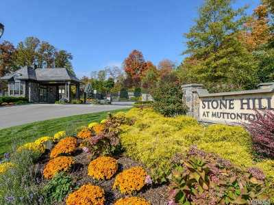 Muttontown Residential Lots & Land For Sale: 15 Lots Stone Hill