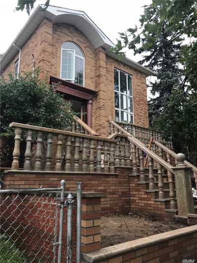 Whitestone Single Family Home For Sale: 154-12 14th Ave