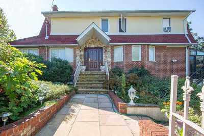 Whitestone Multi Family Home For Sale: 154-68 10th Ave