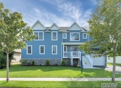 Massapequa Single Family Home For Sale: 28 Amity Pl