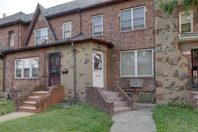 Flushing Single Family Home For Sale: 26-04 150th St