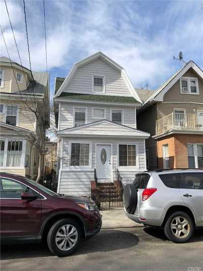 Woodhaven Single Family Home For Sale: 87-40 89th St