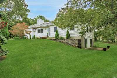 Hampton Bays Single Family Home For Sale: 27 Bittersweet S Ex Ave
